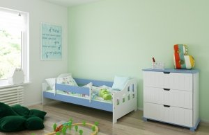 Łóżko dziecięce LUCKY różne kolory