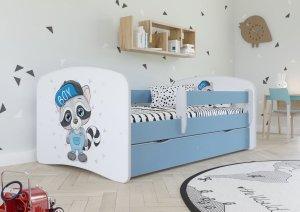 Łóżko dziecięce SZOP różne kolory 160x80 cm