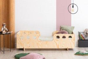 Łóżko dziecięce KIKI 15 różne rozmiary