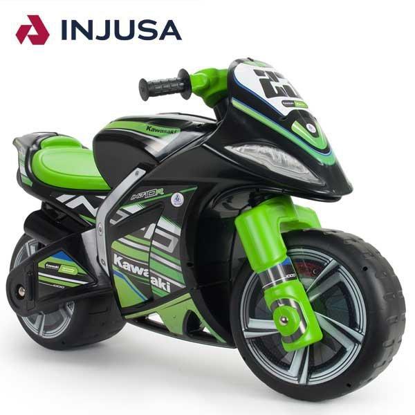INJUSA Jeździk Pchacz Motocykl Kawasaki