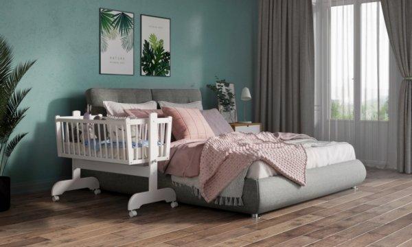 kołyska-niemowlęca-KAROL-biała-02
