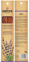 SATTVA INCENSE LAVENDER 30G LAWENDA