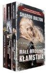 Pakiet: Bolton - Małe mroczne kłamstwa + Mroczne przypływy Tamizy + Stokrotka w kajdanach