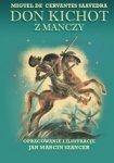 Don Kichot z Manczy z ilustracjami Szancera J. M.