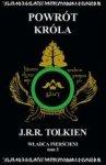 Władca Pierścieni Tom 3: Powrót króla (Wyd. 2015)
