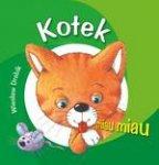 Kotek miau miau (dodruk 2017)