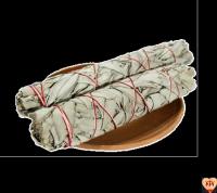 Biała szałwia, naturalne kadzidło 56-65