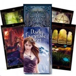 Tarot Cards Dark Fairytale