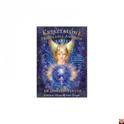 Kryształowe przesłania aniołów. Karty i podręcznik