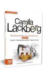 Pakiet Camilla Lackberg (tom 7-9) AUDIOBOOK