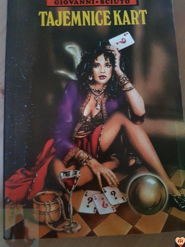 Tajemnice wróżenia z kart , zasady wróżenia z kart podręcznik dla każdego.