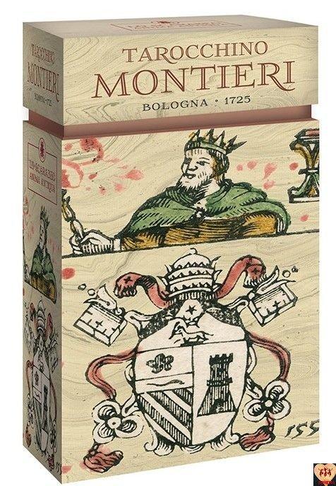 Tarocchino Montieri - edycja limitowana, opis PL