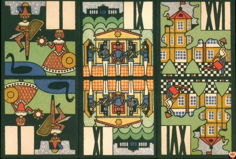 Wiener Secession Tarot - edycja limitowana, opis.pl