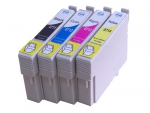 Tusz E714 zamiennik do Epson T0714 Yellow