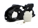 Reset Gear Kit TN2010 (Reseter + sprężynka + obudowa kół zębatych)