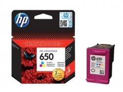 Tusz HP 650 Color Ink Advantage CZ102AE