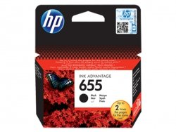 Tusz HP 655 Black Ink Advantage CZ109AE