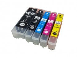 Tusz E2621 zamiennik do Epson 26XL Black T2621