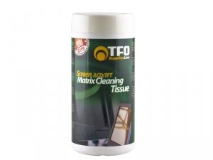 Chusteczki czyszczące TFO do LCD i TFT 100 szt.