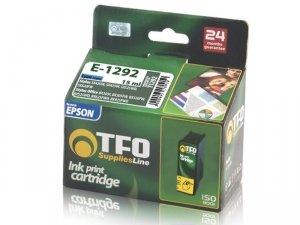 Tusz TFO E-1292 zamiennik do Epson T1292 Cyan