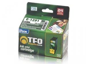 Tusz TFO E-1291 czarny zamiennik do Epson T1291 Black