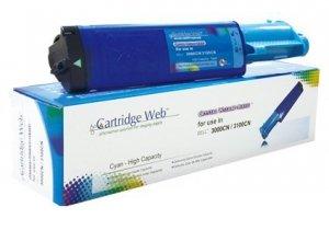Toner Cartridge Web Cyan Dell 3000 zamiennik 593-10061