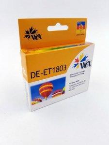 Tusz Wox Magenta EPSON T1803 zamiennik C13T18034010