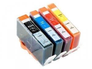 Tusz H-655C XL zamiennik do HP 655 Cyan Ink Advantage CZ110A
