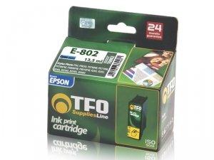 Tusz TFO E-802 zamiennik do Epson T0802 Cyan