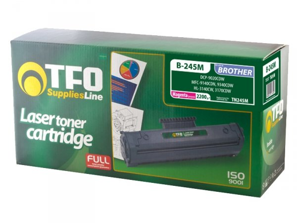 Toner TFO B-245M zamiennik Brother TN245 Magenta