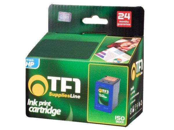 2-Pack Tuszy TFO H-56/57 zamienniki do HP 56 Czarny C6656A i HP 57 kolorowy C6657A