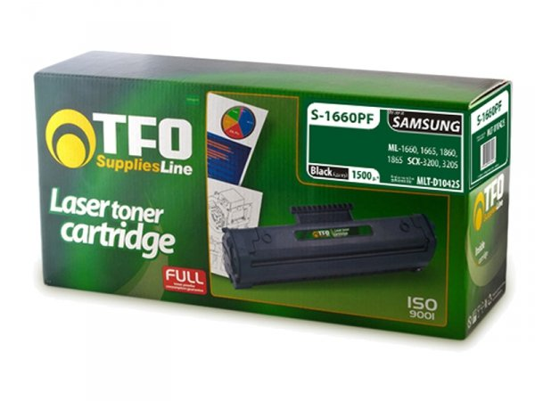 Toner TFO S-1660PF zamiennik Samsung MLT-D1042S  PATENT-FREE