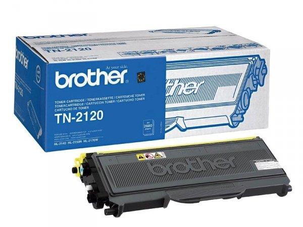Toner Brother TN-2120 Oryginalny