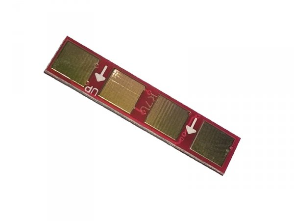 Chip do Samsung CLP320 Magenta CLT-M4072S 1K