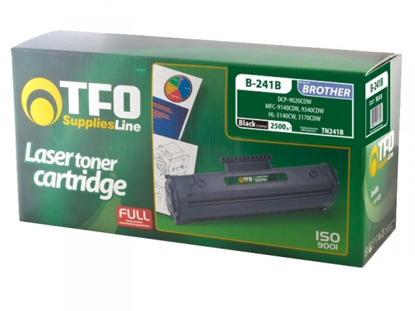 Toner TFO B-241B zamiennik Brother TN241 Black