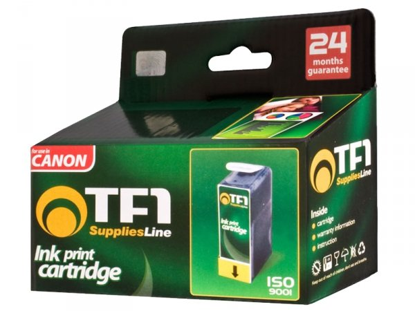 Tusz TFO C-550BXL zamiennik do Canon PGI550XL PGB Black