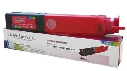 Toner Cartridge Web Magenta OKI C3400 zamiennik 43459330