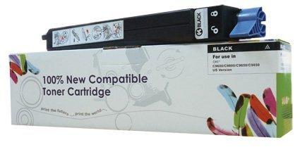 Toner Cartridge Web Black OKI C9600/C9800 zamiennik 42918916