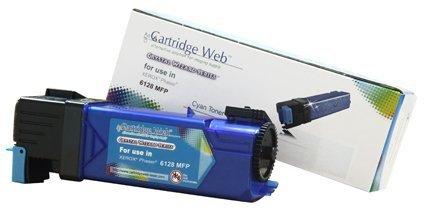Toner Cartridge Web Cyan Xerox 6128 zamiennik 106R01456