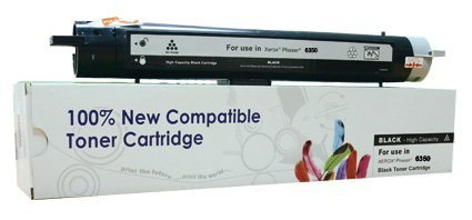 Toner Cartridge Web Black Xerox 6350 zamiennik 106R01147