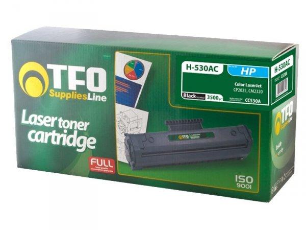 Toner TFO H-530AC zamiennik HP 304A Black CC530A