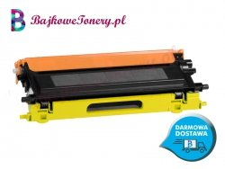 TONER ZAMIENNIK DO BROTHER TN-135Y ŻÓŁTY HL-4040, DCP-9040
