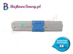 Toner zamiennik do oki 44973535, niebieski, c301, c321, mc342, mc332