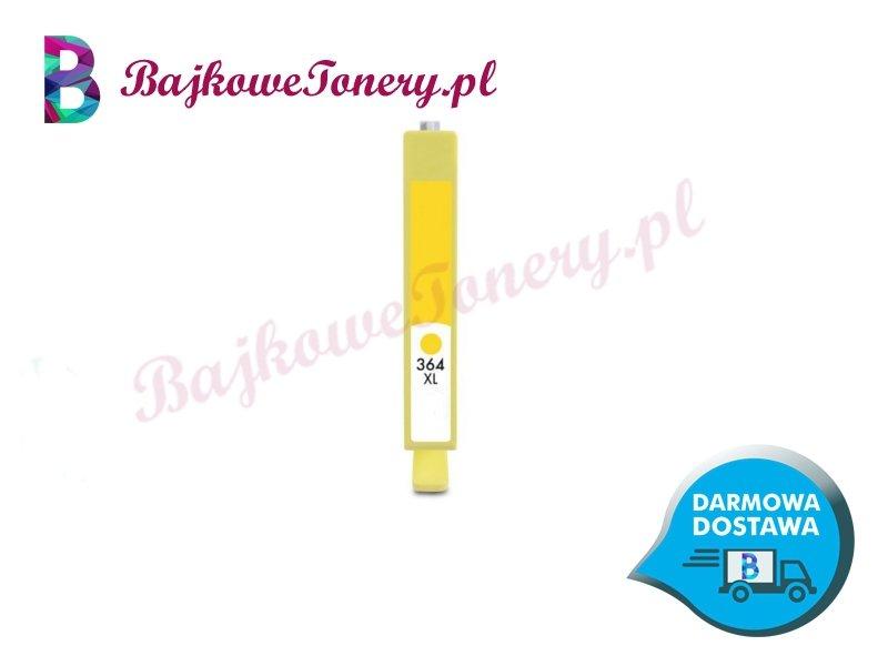 HP 364XL Yellow Zabrze www.BajkoweTonery.pl
