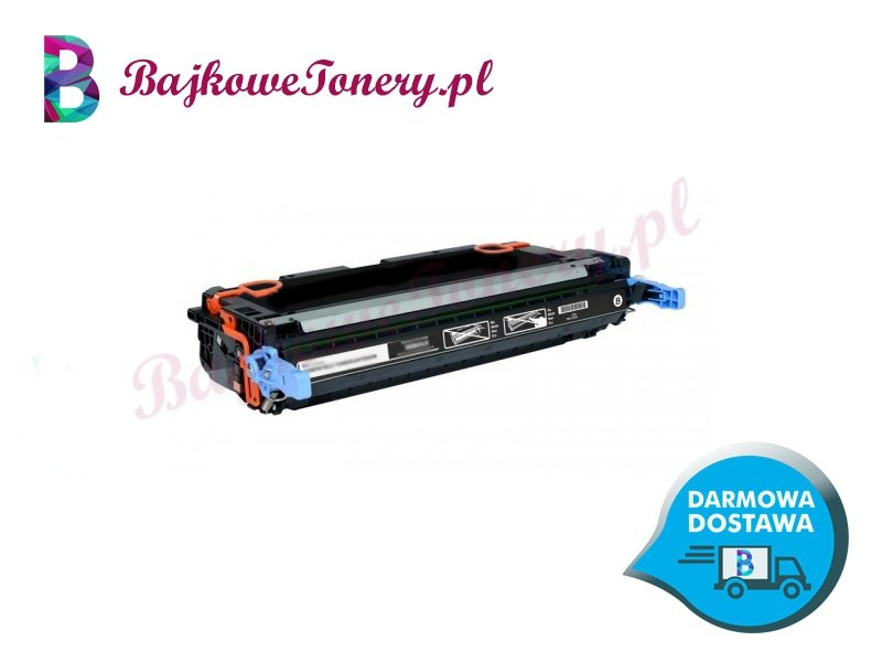 Toner Canon CRG-711BK Zabrze www.BajkoweTonery.pl