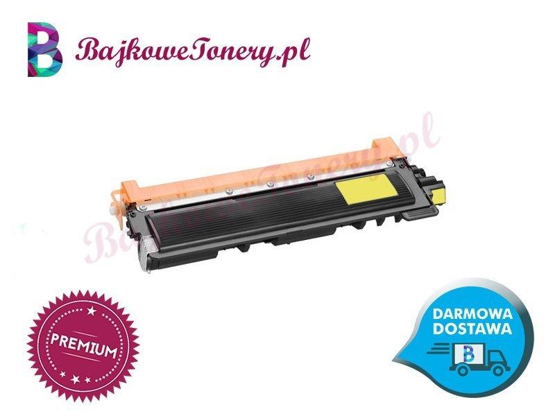 Toner premium zamiennik do brother tn-230y żółty, hl-3040cn, mfc-9320cw