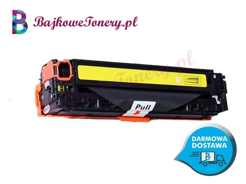 HP CC532A Zabrze www.BajkoweTonery.pl