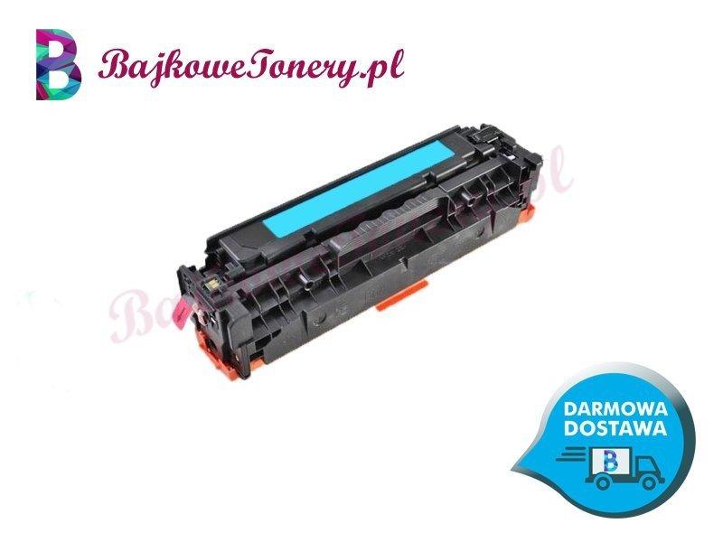 Toner CRG-718C Zabrze www.BajkoweTonery.pl