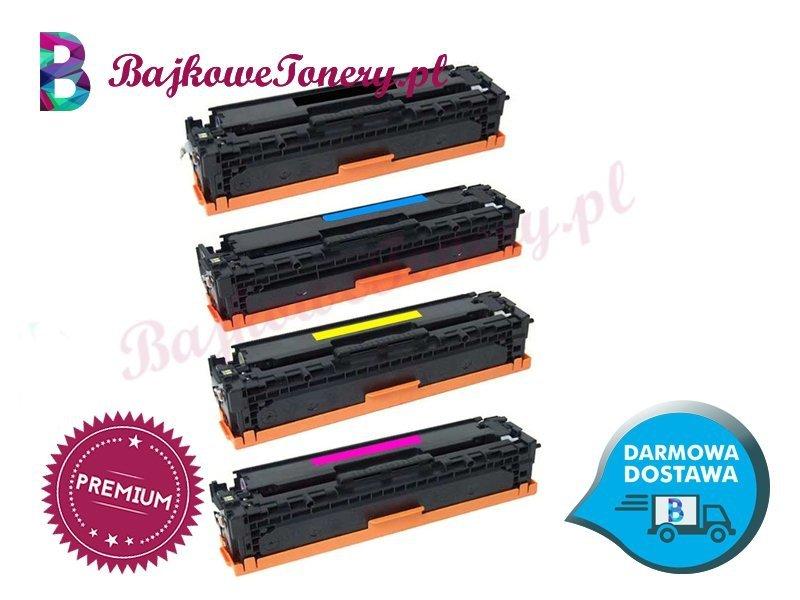 Toner premium zamiennik do hp ce323a, 23a, czerwony, cm1415, cp1525