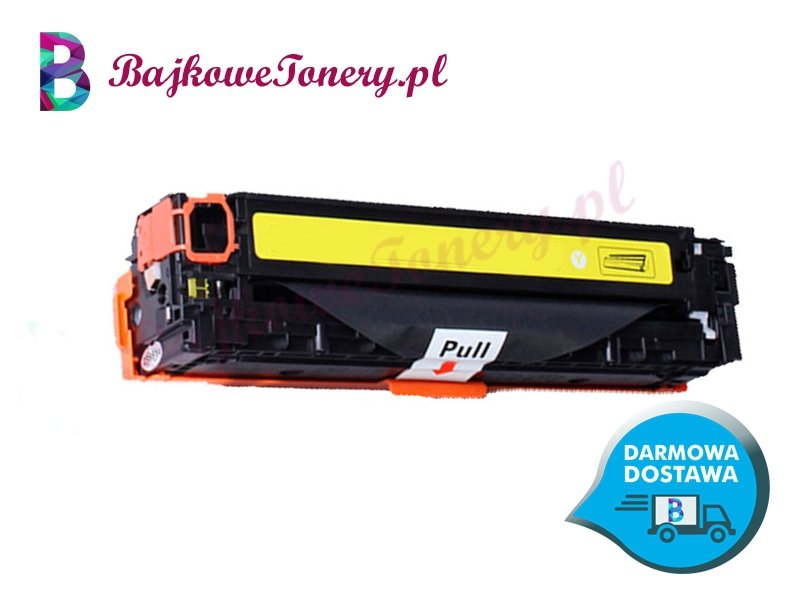 HP CB542A Zabrze www.BajkoweTonery.pl